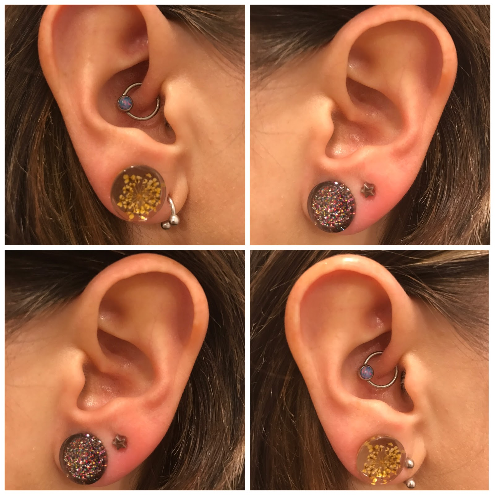 The Perfect Hiding Place Piercings