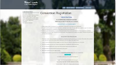 Регистрация на Национальный Съезд