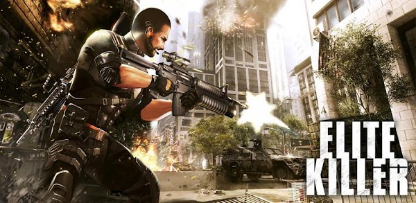 Elite Killer SWAT 1.5.0 MOD APK [Unlimited Money]