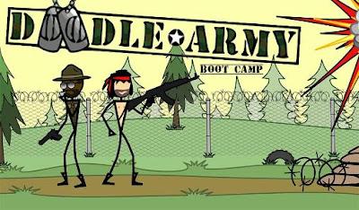 Doodle army: Boot camp Mod Apk Download