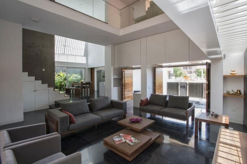 Hogares Frescos Residencia Con Interior C 225 Lido Y Elegante