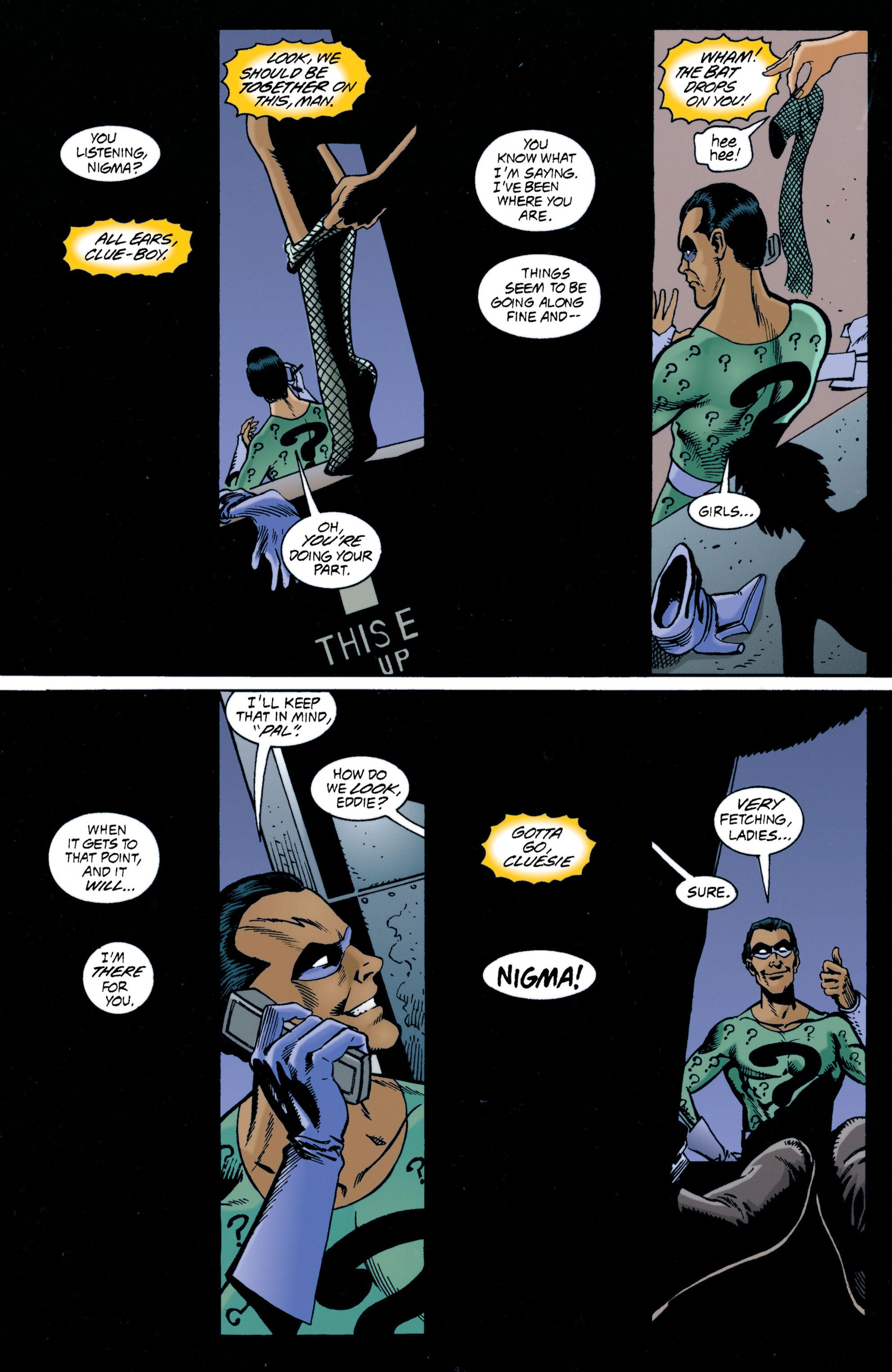 Detective Comics (1937) 706 Page 18