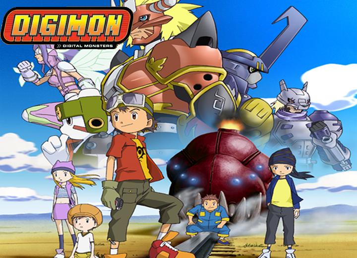 Ver Digimon Frontier Online