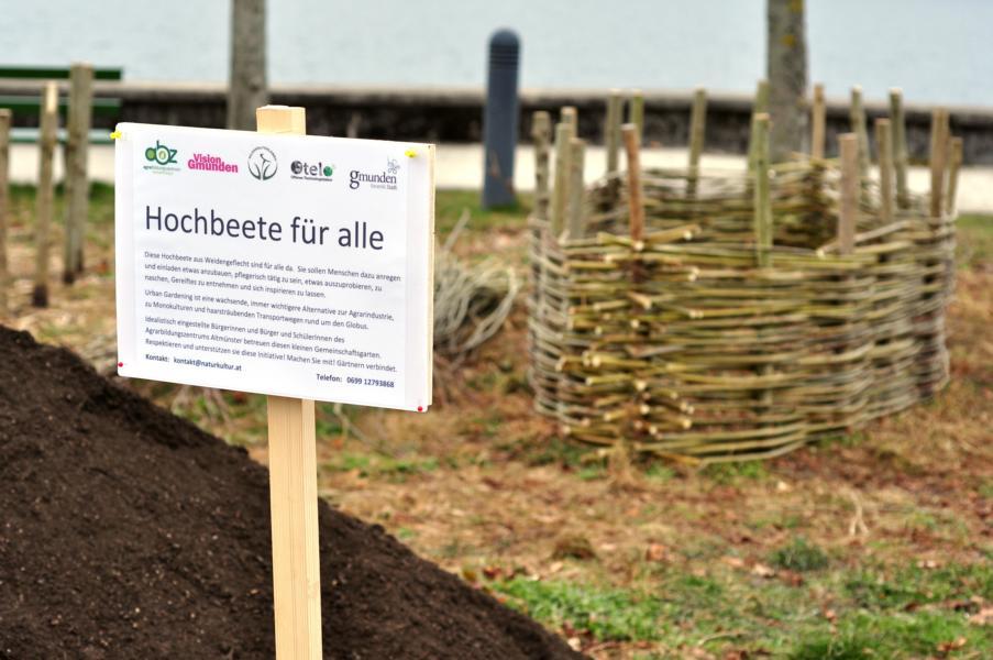 Urban Gardening Hochbeete In Gmunden Amberlight Label