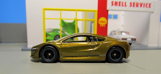 Hot Wheels Super Treasure Hunt Acura