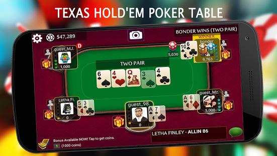 Daftar Game Poker Dan Kasino Terbaik Di Smartphone Android