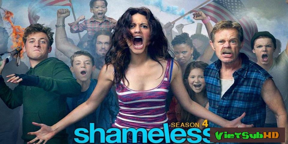 Phim Mặt Dày 4 Hoàn tất (12/12) VietSub HD | Shameless - Season 4 2014