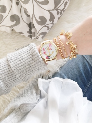 cute girly watches