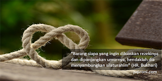 Kata Kata Mutiara Tentang Silaturahmi