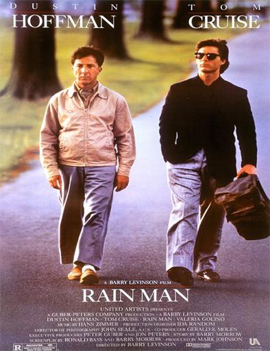 ver Cuando los hermanos se encuentran (Rain Man) (1988) Online
