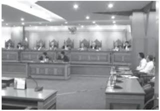 Keputusan pengadilan dapat menyelesaikan perselisihan