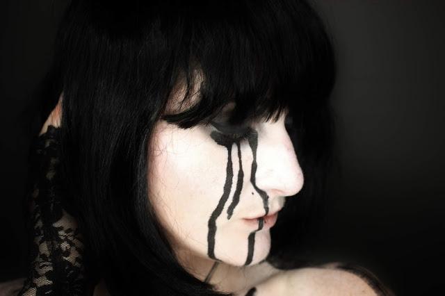 maquillage-artistique-sombre