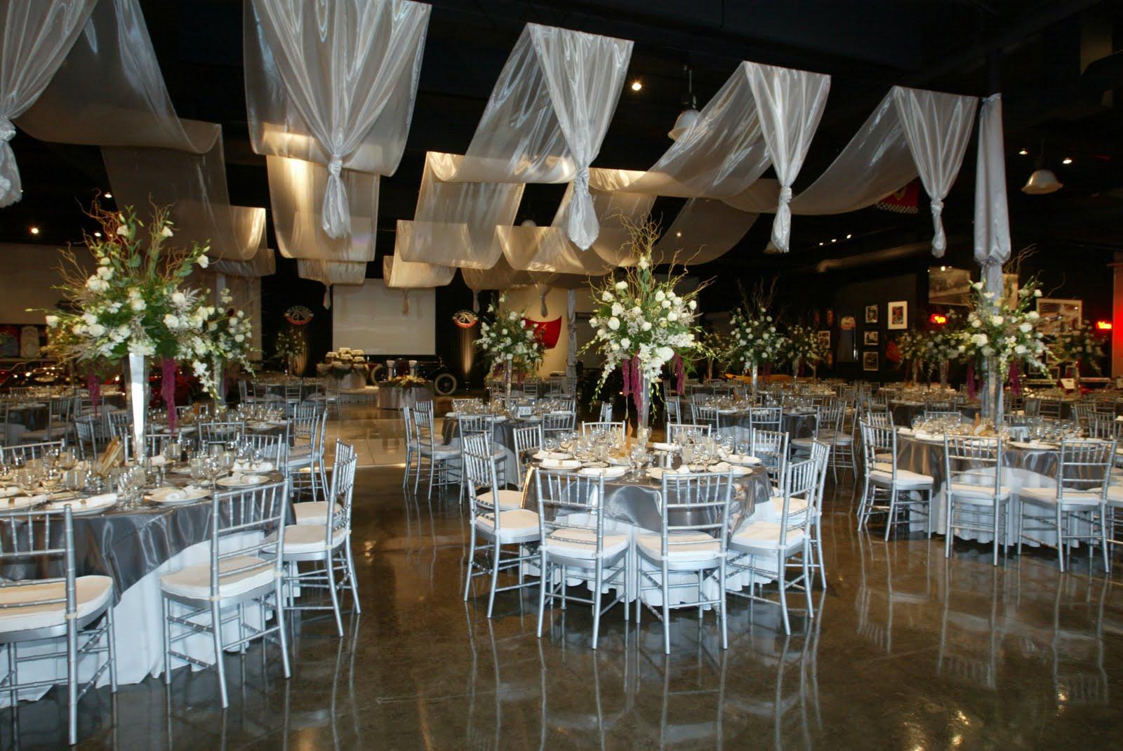 Royal Wedding Accessories: Wedding Receptions