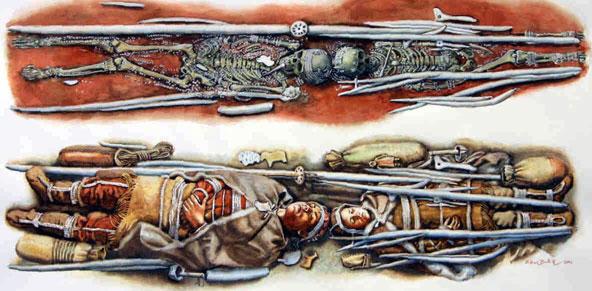 L'homme préhistorique européen pratiquait-il le sacrifice humain ?