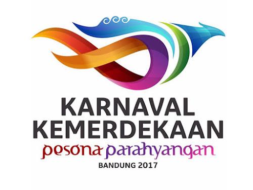 Karnaval Kemerdekaan Pesona Parahyangan di Kota Bandung