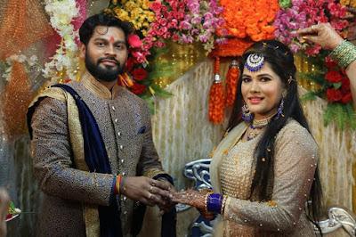 Seema Singh engagement Photo, Pic, Image