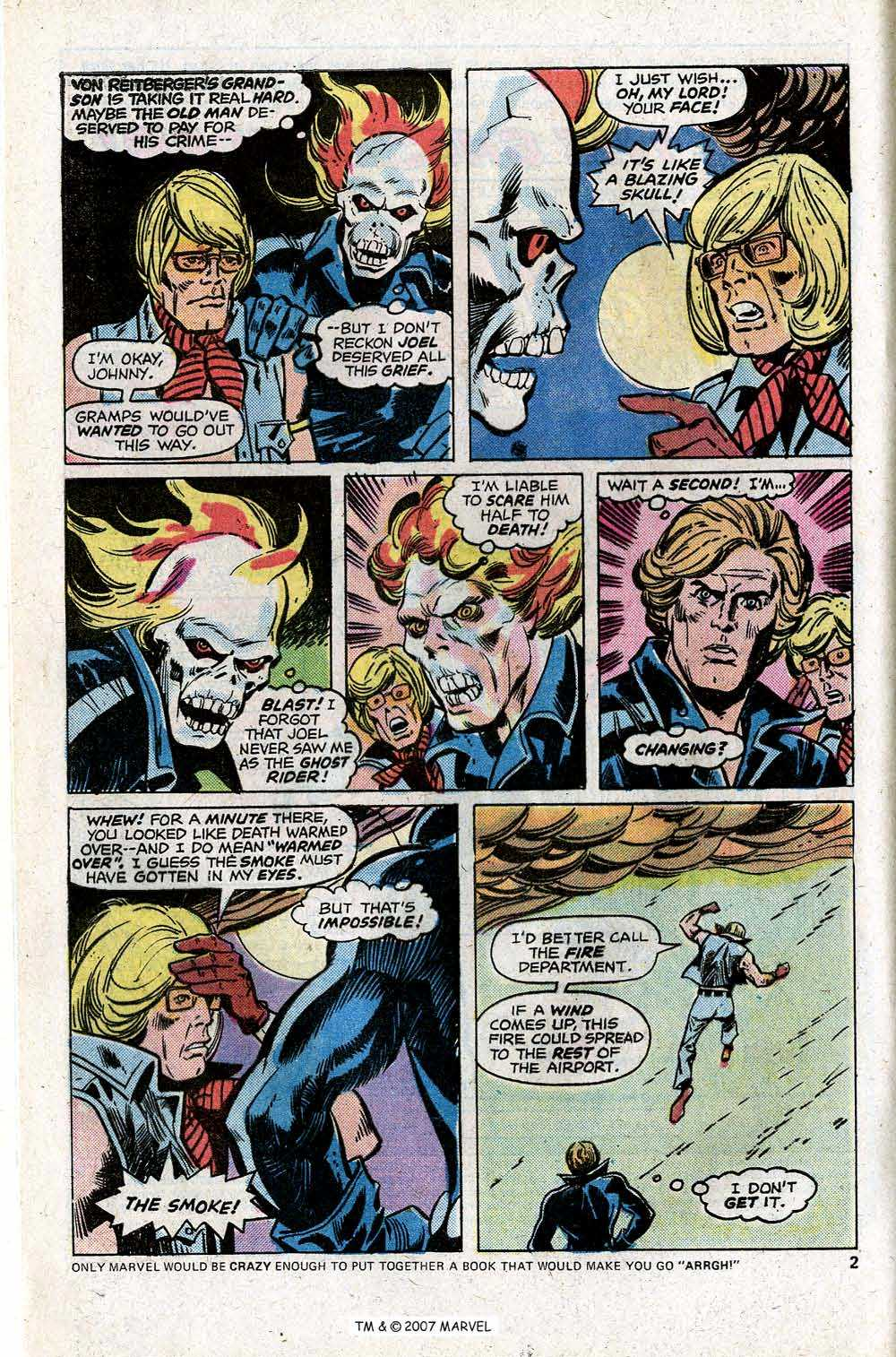Ghost Rider (1973) Issue #13 #13 - English 4