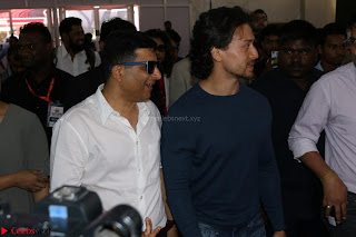 Tiger Shroff Launches Mumbai International Motor Show 2017 009.JPG