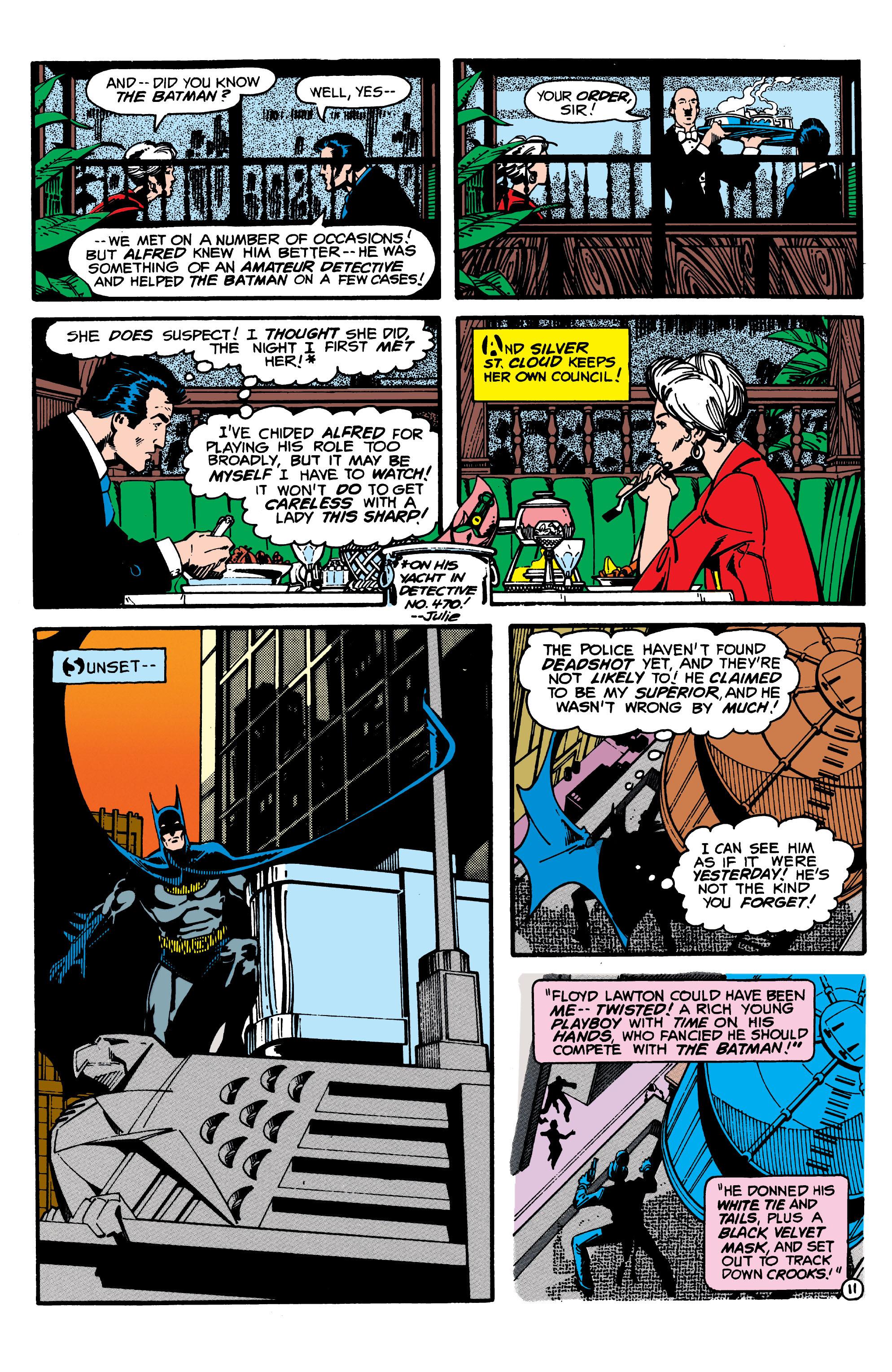 Detective Comics (1937) 474 Page 11