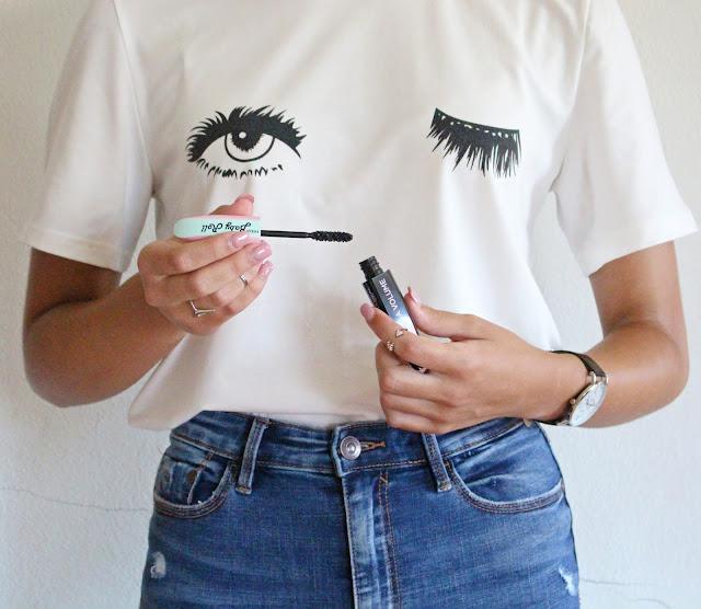 Review da máscara de pestanas da L'Oréal: Miss Baby Roll