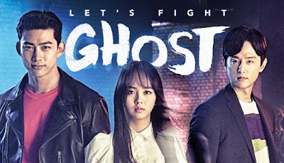 Let's Fight Ghost Review by Siti Sakhinah