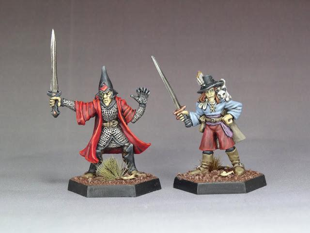 LEADPLAGUE: Corum and Jhary - The eternal champion and companion