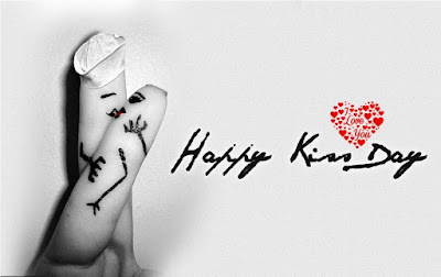 Happy Kiss Day 2017 Greetings