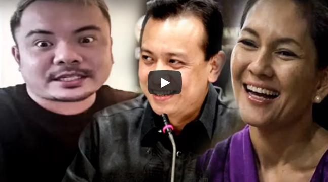 Thinking Pinoy May Nakakatawang Patama Para Kay Trillanes At Risa Hontiveros - Panoorin
