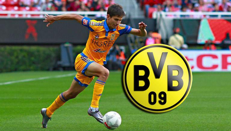 Jürgen Damm jugara con Borussia Dortmund