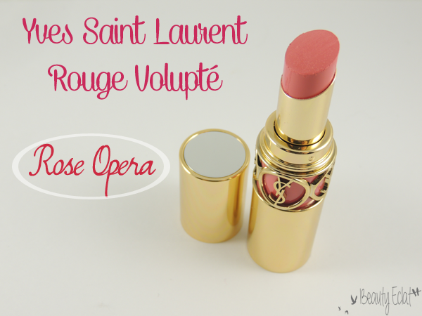 revue avis test swatch rose opera yves saint laurent