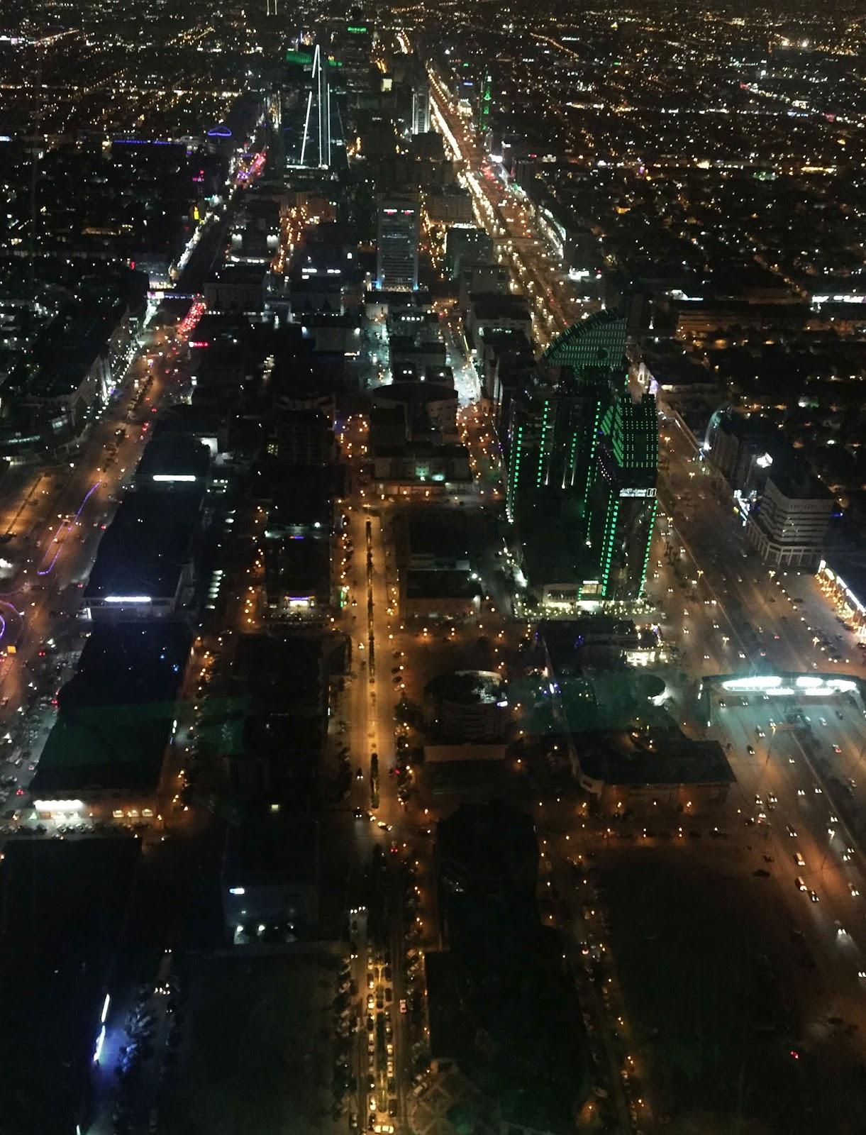 View of riyadh city, view of riyadh, sky bridge riyadh