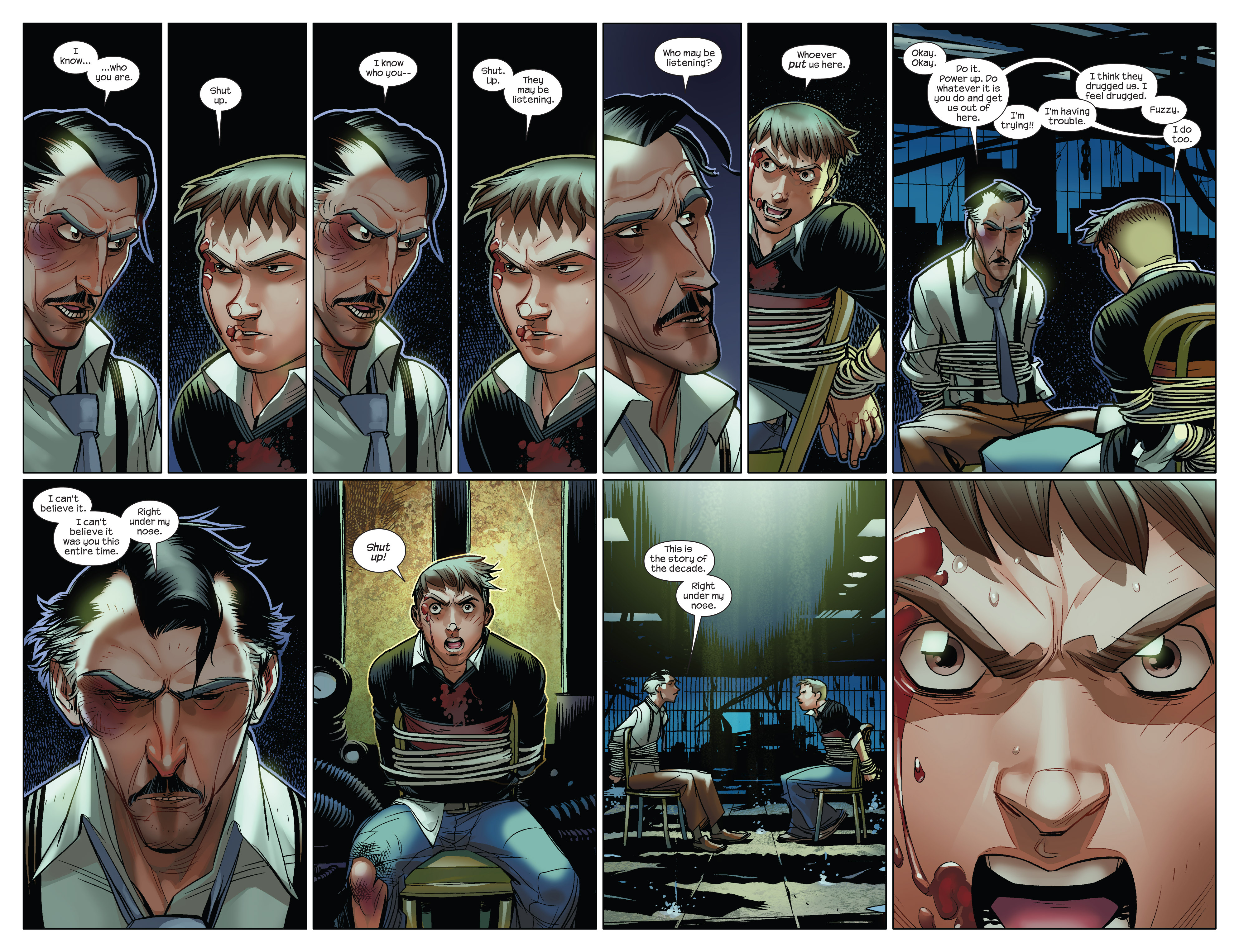 Read online Ultimate Spider-Man (2009) comic -  Issue #13 - 9