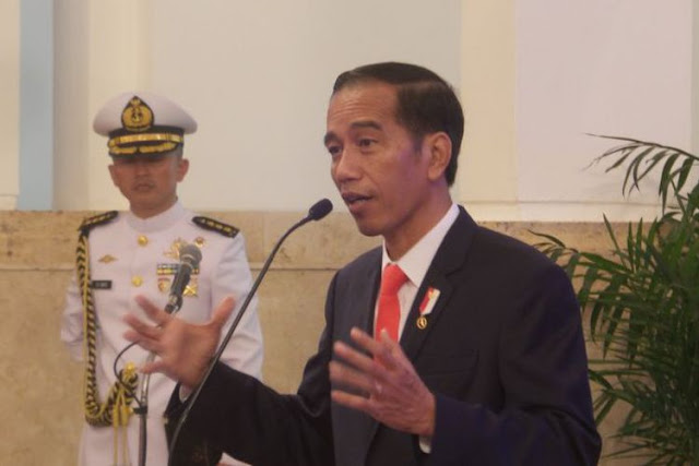 Presiden Jokowi Kutuk Aksi Terorisme Di Las Vegas