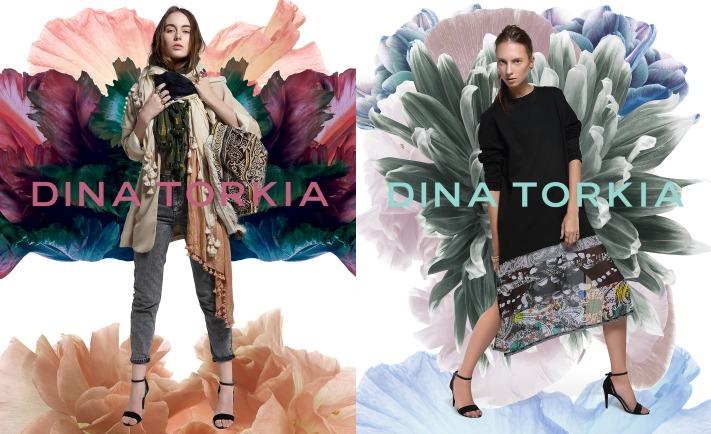 Dina Torkia Dina Tokio Debut Collection