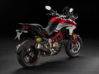 2016 Ducati Multistrada 1200 Enduro Adventure Touring Bike Hd Pictures 01