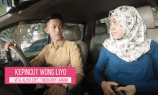 Lirik Lagu Kepincut Wong Liyo - Vita Alvia