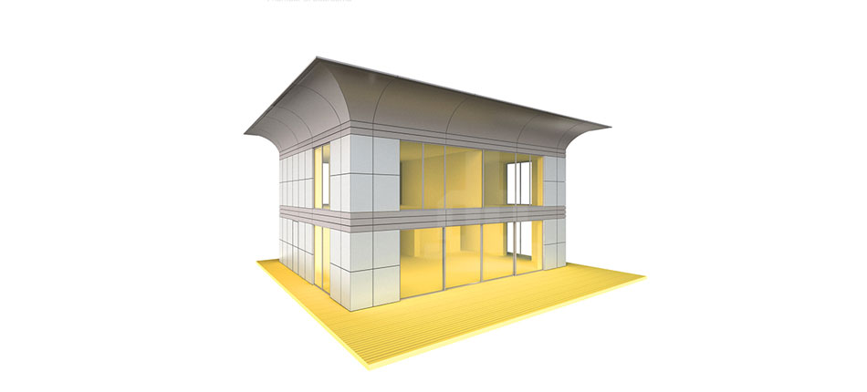 huis philip starck ontwerp