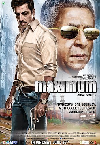 Maximum (2012) Movie Poster