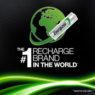 ministilo batteria ricaricabile energizer 2pz