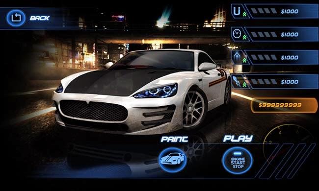 Speed Night 2 v1.0.2 Cheats