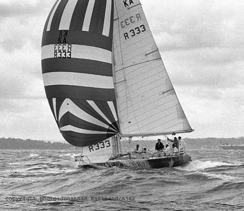 Rb Sailing Police Car Dubois 42