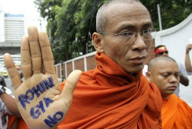 Bangladesh Tangkap Seorang Budha Myanmar Terkemuka atas Tuduhan Teror