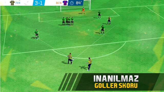 soccer star 2018 top leagues hileli apk indir