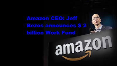 Amazon CEO:Jeff Bezos