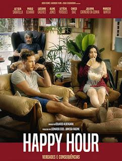 Happy Hour: Verdades e Consequências - DVDRip Nacional