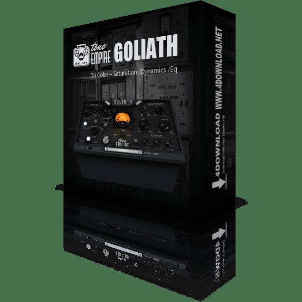 Download Tone Empire - Goliath v1.1.0 Full version