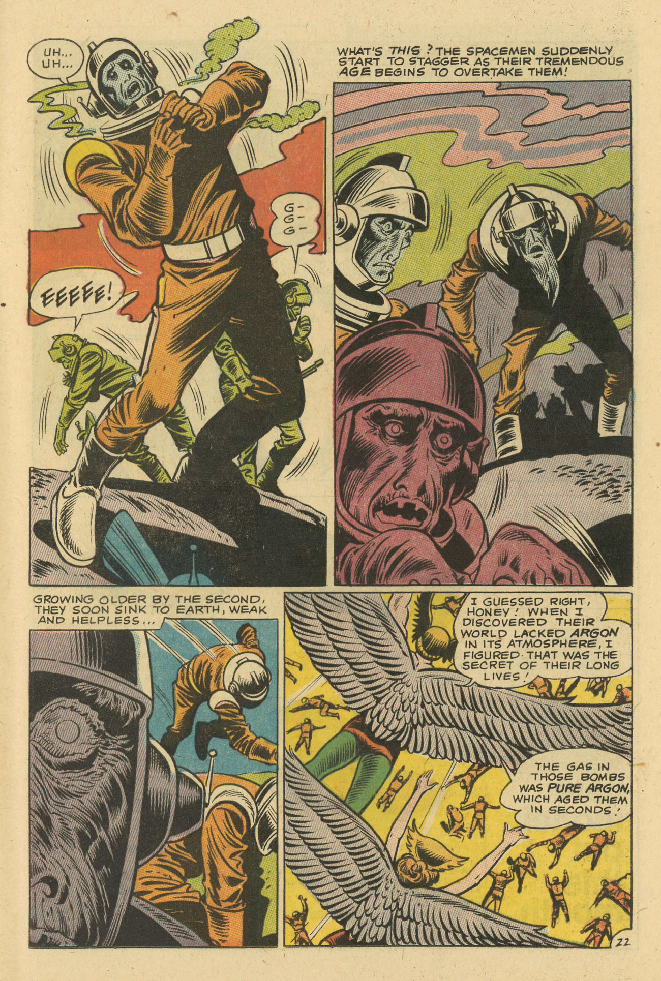 Hawkman (1964) issue 24 - Page 25