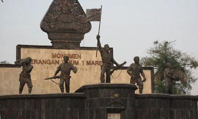 KRONOLOGI SERANGAN UMUM 1 MARET 1949 DAN DAMPAKNYA TERHADAP PERJUANGAN BANGSA INDONESIA