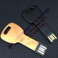 Flashdisk kunci - FDMT15 GOLD BLACK