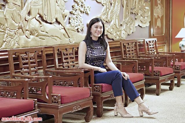 CNY Reunion, Prosperity Set Menu, Mandarin Palace, The Federal Kuala Lumpur